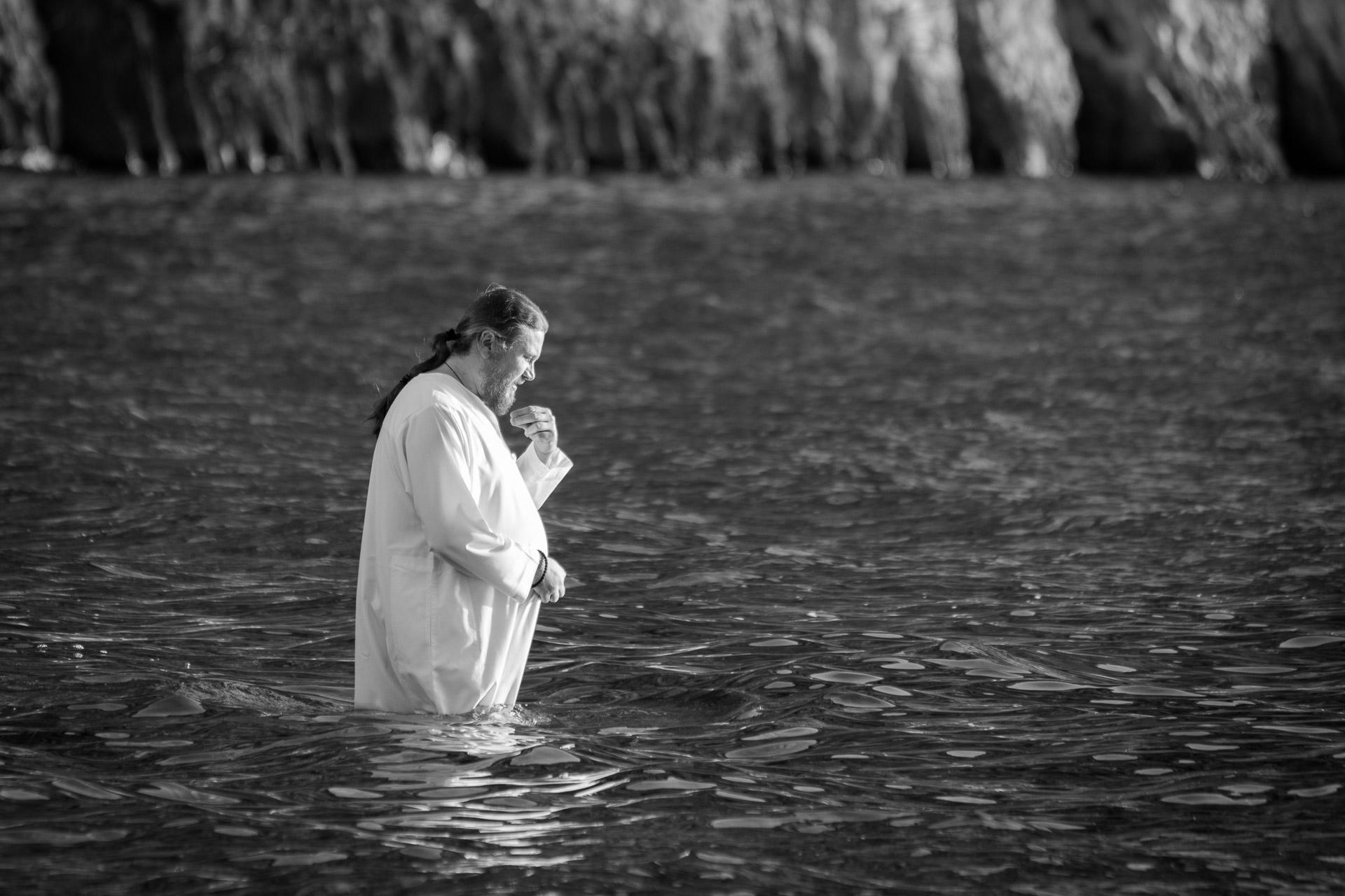Benedizione delle acque