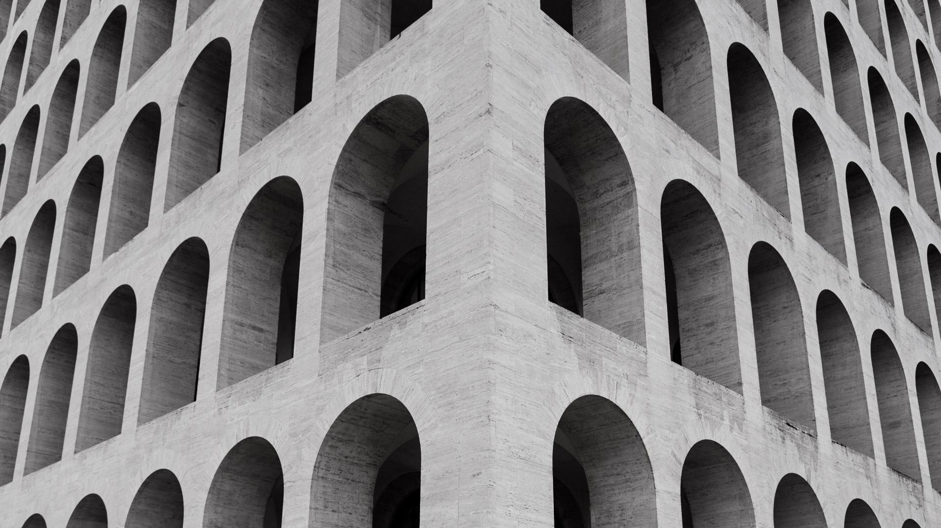 Palazzo della Civiltà Italiana ~ Roma