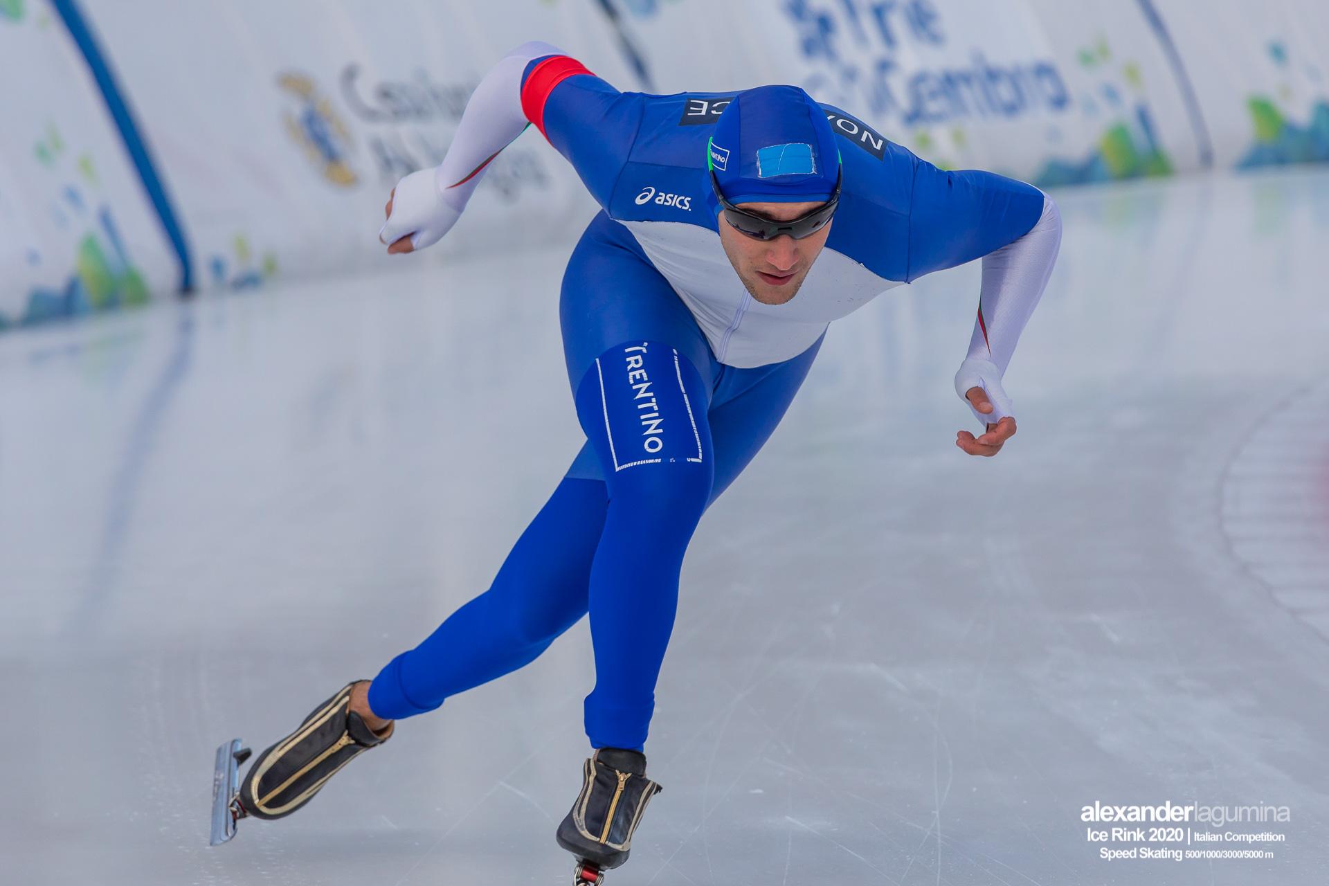Pattinaggio di velocità Speed Skating Campionati Italiani